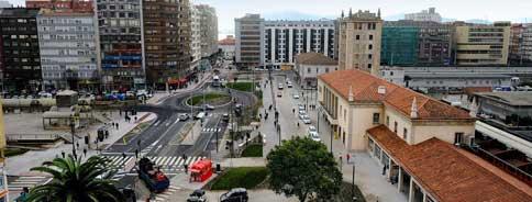 Centro de Psicologia en la plaza de las estaciones