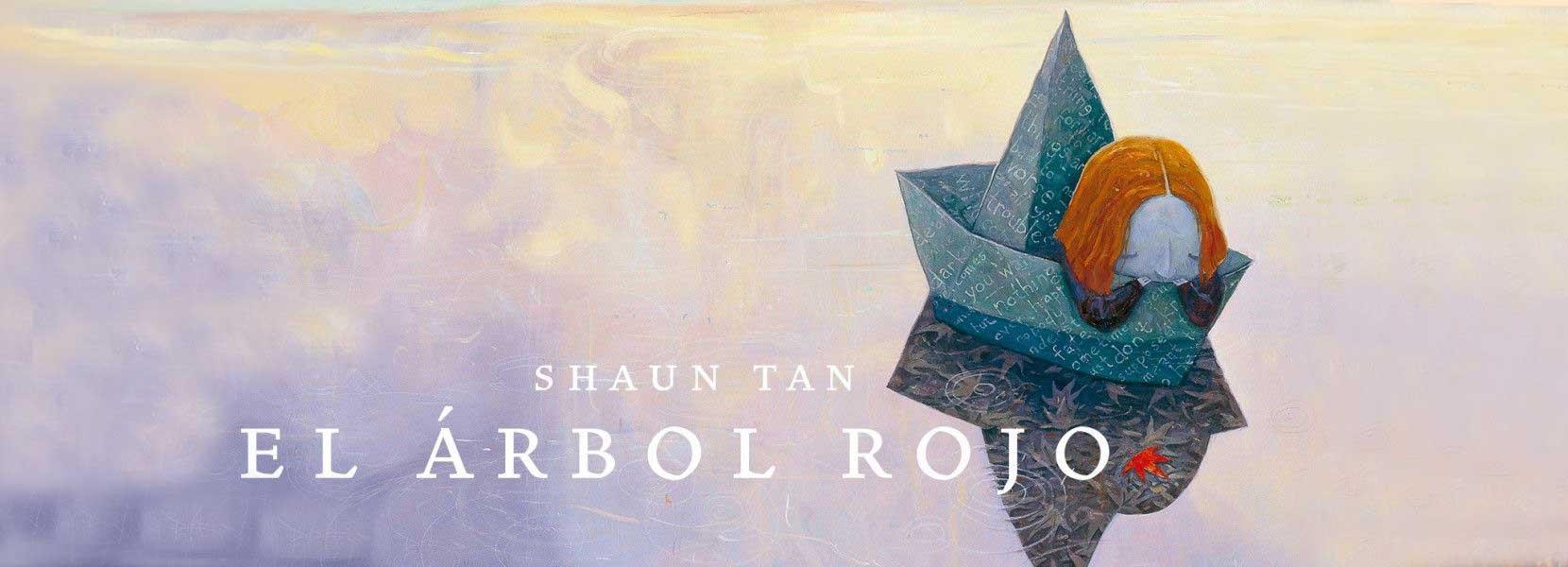 EL árbol rojo de Shaun Tan