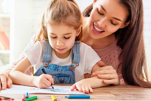 Informe psicopedagógico para niños